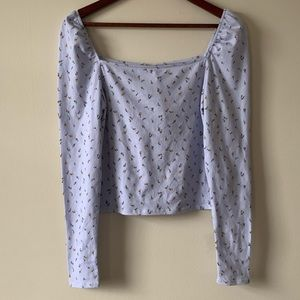 Wild fable blouse